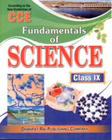 + Fundamentals of Science Class-IX-CCE + Dhanpatrai Books